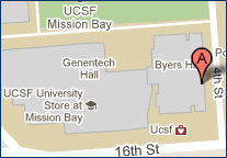 UCSF Mission Bay Campus Location